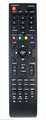 BUSH BTVD91216W  TV Remote Control